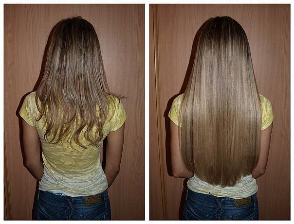 чем можно склеить волосы для наращивания